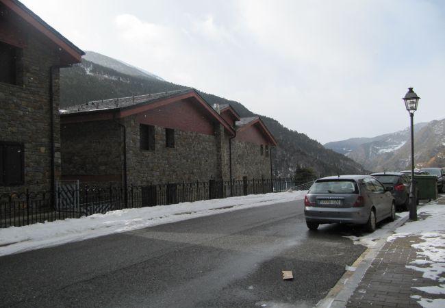 Apartamento en El Tarter - Grandvalira, Genciana, a 200mts de remontes