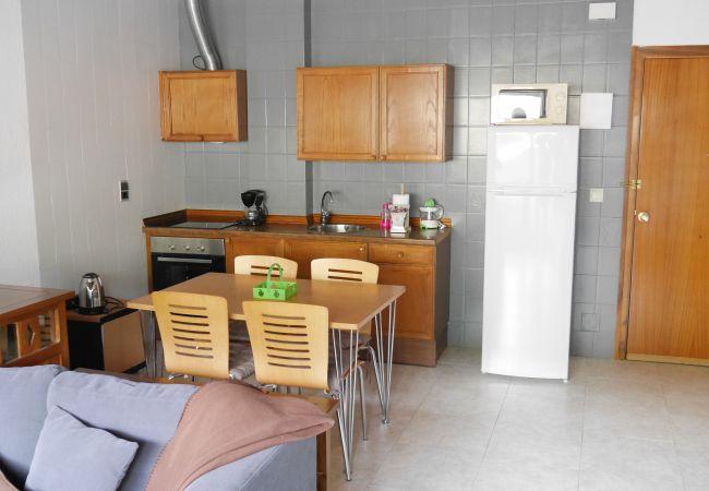 Apartamento en Els Cortals - Vitivola Els Cortals 1 5-2