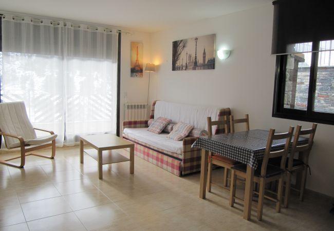 Appartement à El Tarter - Grandvalira, Genciana, a 200mts de remontes