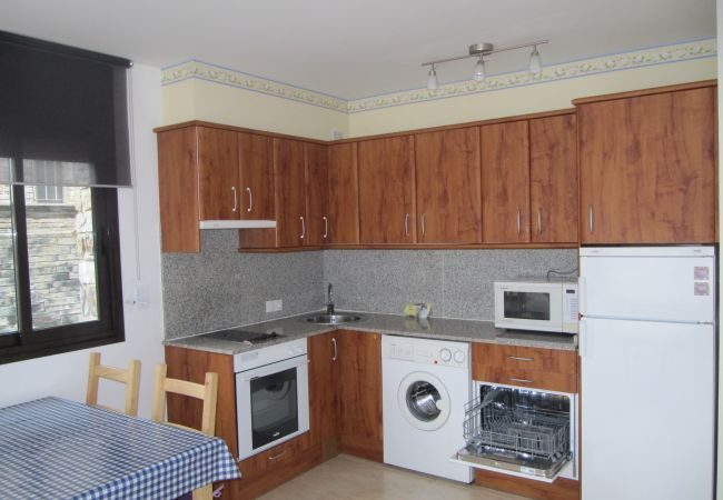 Apartament en El Tarter - Grandvalira, Genciana, a 200mts de remontes