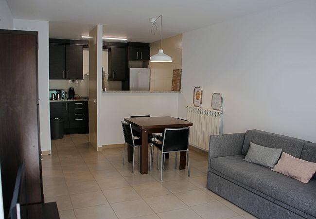Apartament en Santa Coloma - Prat Condal *** 2/4 (1r 9a)